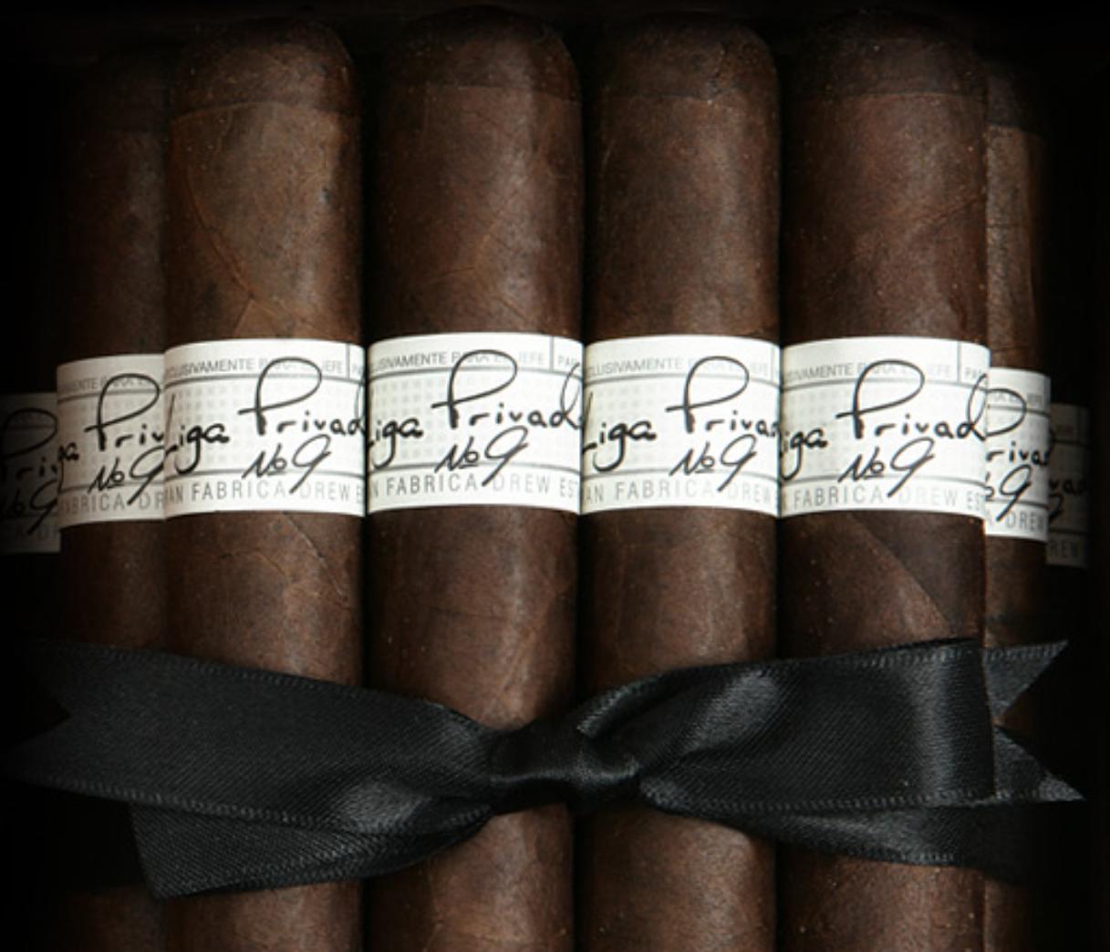 Liga Privada bundle of cigars