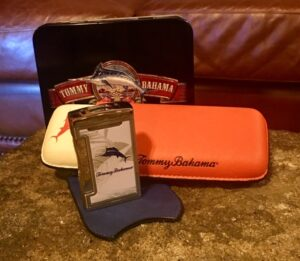 Tommy Bahama ligther and travel humidor