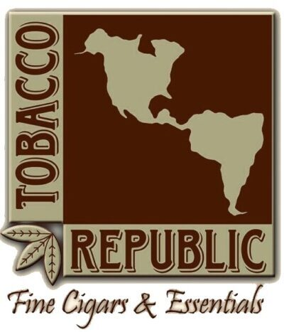 Tobacco Republic logo